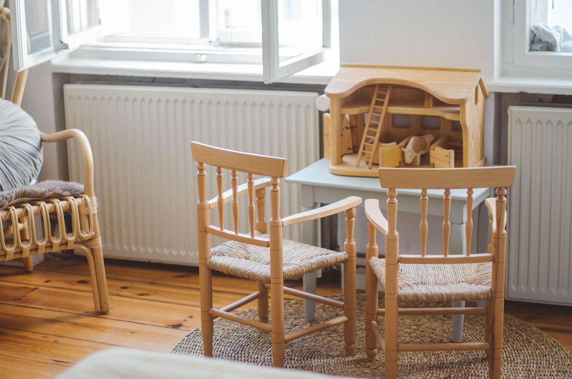 Kinderzimmer Waldorf Holzstall, Ostheimer, fotoshooting familie Freiburg