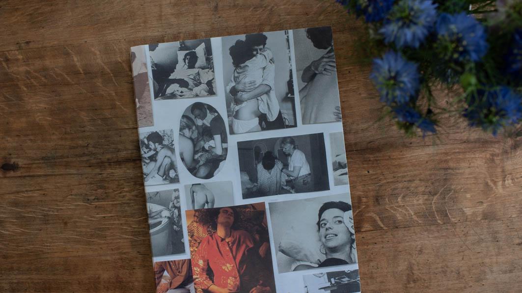 Carmen Winant Buch zur Austellung Geburtsfotografie im MOMA