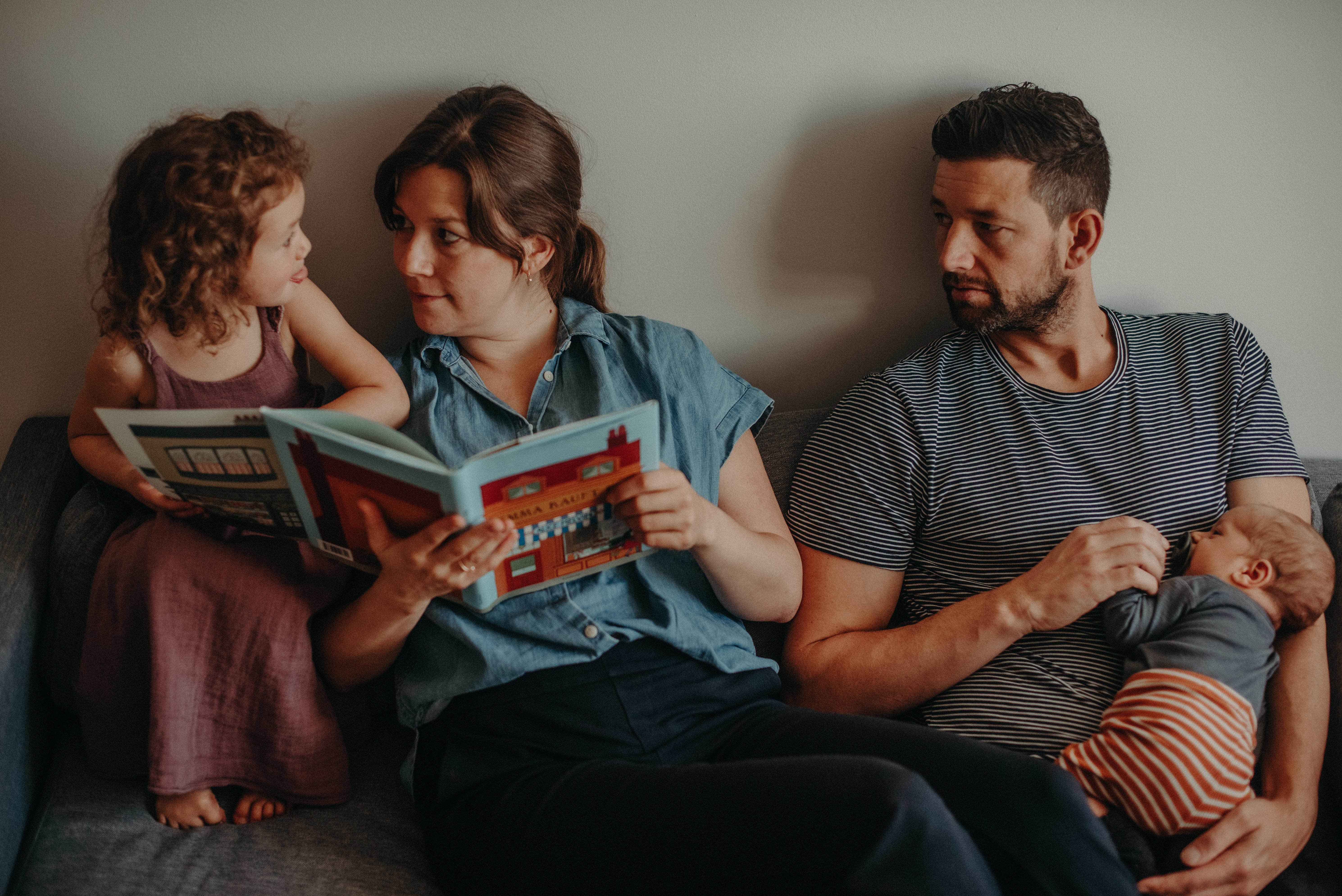Entspannte Familienfotos Tipps für Fotografen