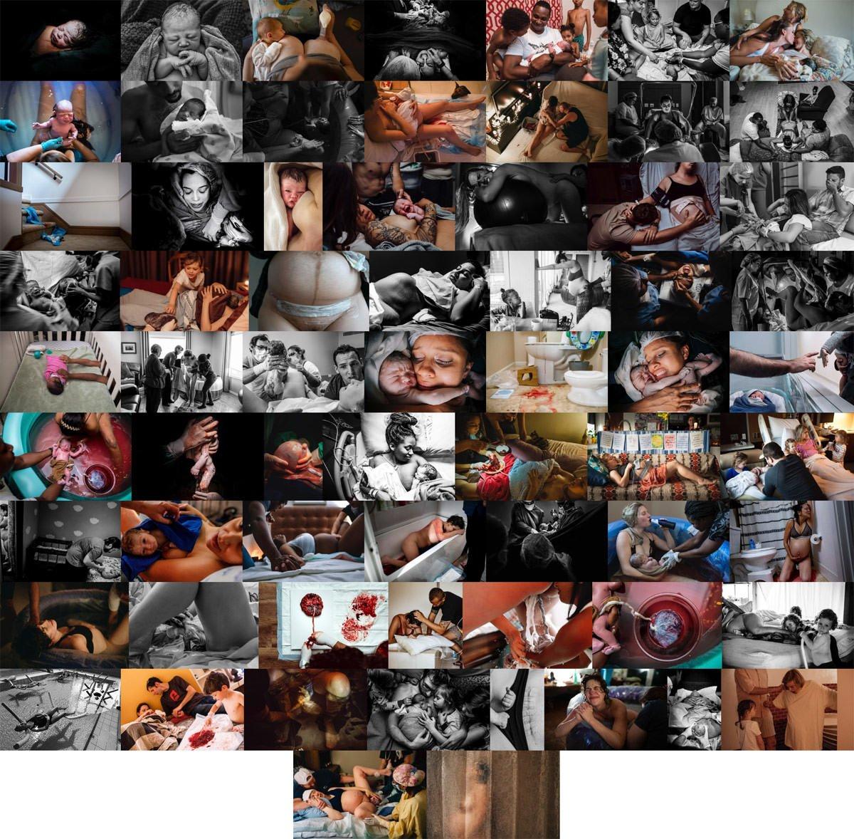 Geburtsfotografie Wettbewerb