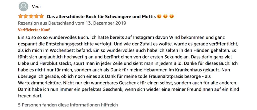 Rezension Mutter werden, das Wochenbett Buch, nachhaltige Geschenke zur Geburt, Fotografin Freiburg