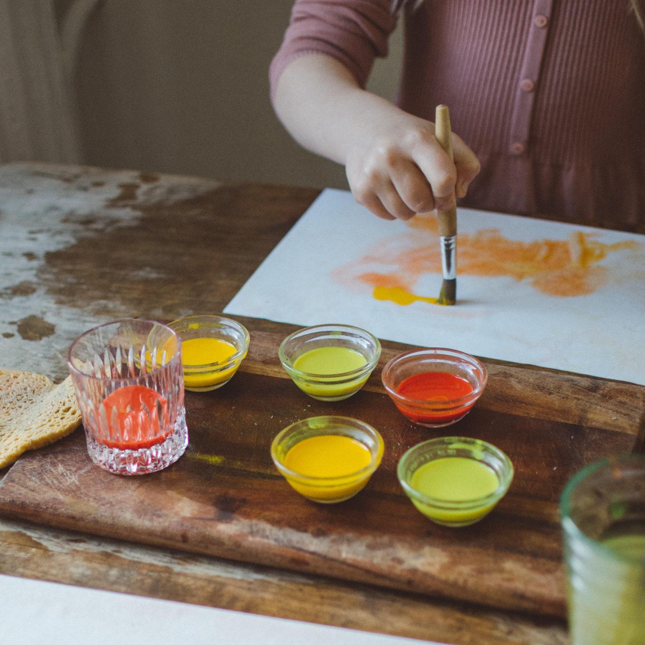 Stockmar Aquarellfarben, Zeit statt Zeug schenken Adventskalender