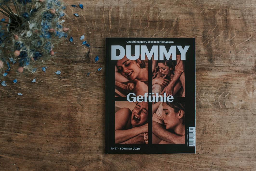 Cover Dummy Magazin Geburtsfotografie Fotografin Freiburg, Marcia Friese Fotografie