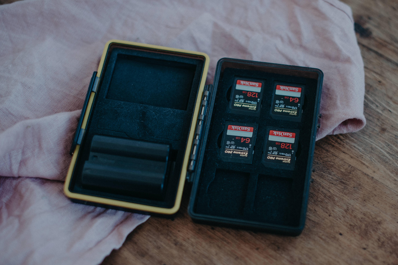 Ersatz Akkus für Nikon D750 welche Ausrüstung