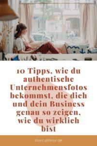 10 Tipps wie du authentische Unternehmensfotos bekommst, die dich und dein Business genau so zeigen, wie du wirklich bist