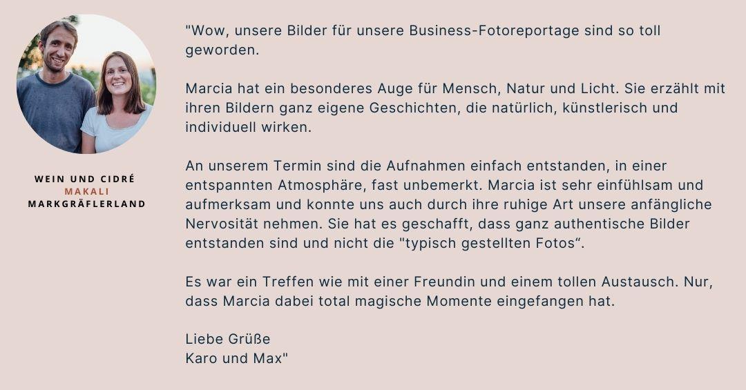Businessfotografie Freiburg Basel Preise