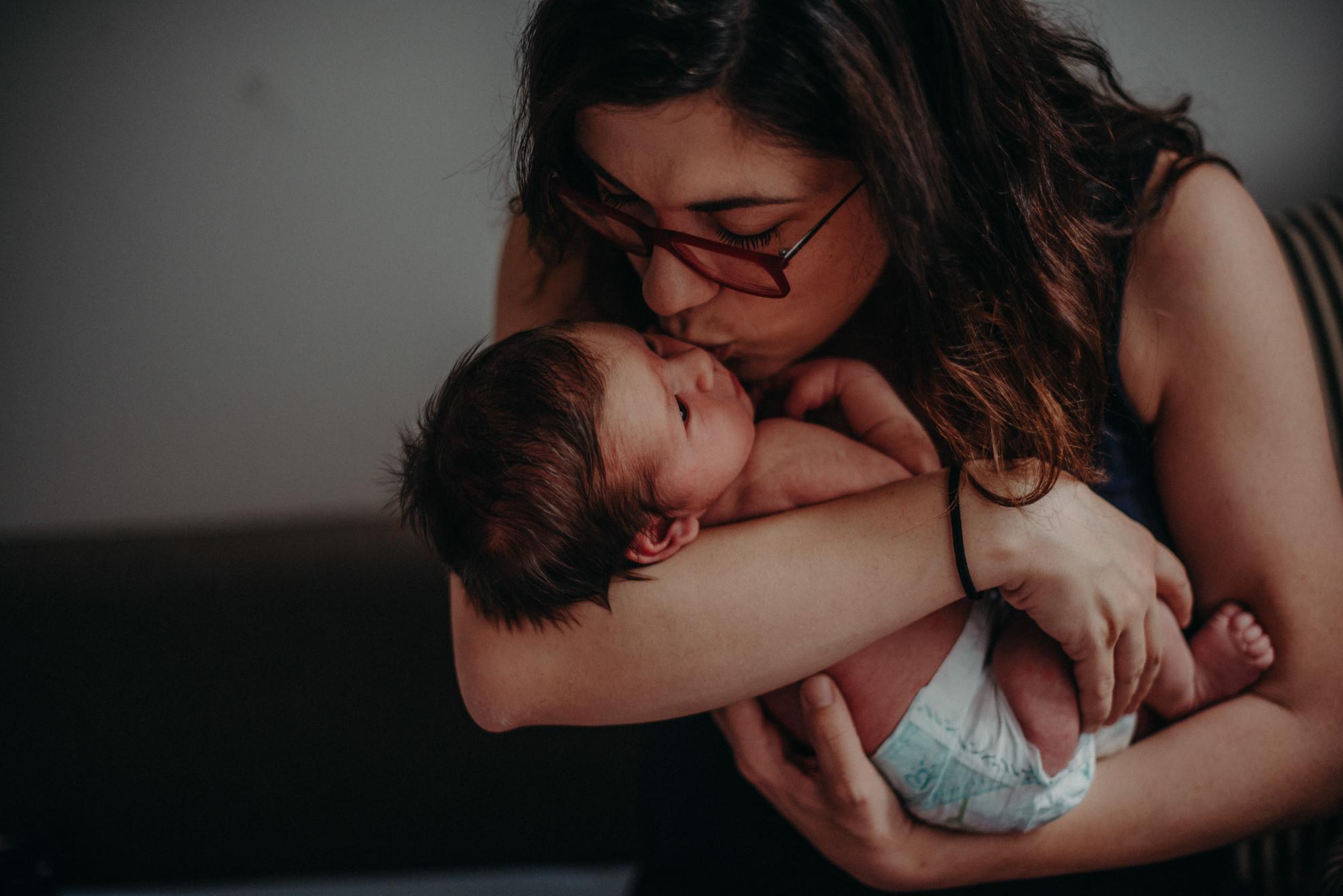Foto Tipps für natürliche Babyfotos