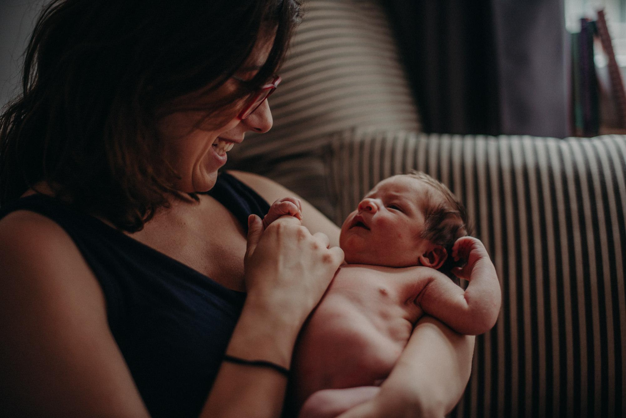 Tipps für natürliche neugeborenenfotos