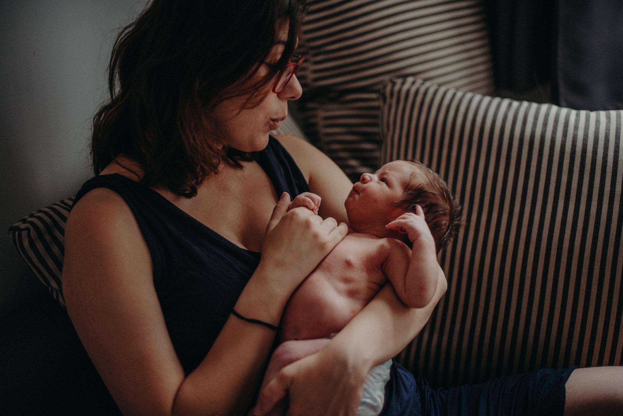 Fototipps für natürliche Babyfotos